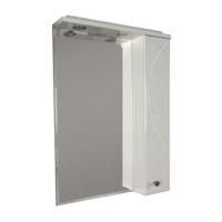 Зеркало-шкаф Акватон Лиана 60 см правый