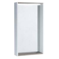 Зеркальный шкаф Акватон Бэлла 46 см