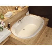 Ванна акриловая AquaNet MISHEL 190x115