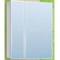 Зеркальный шкаф Vako Профиль 55 см