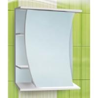 Зеркальный шкаф Vako Парус 55 см правый
