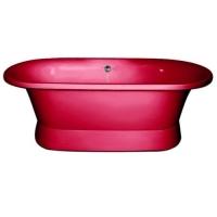 Ванна каменная Bristol Виктория инд. цвет