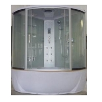 Душевая кабина Aulica ALC-91350G-Silver