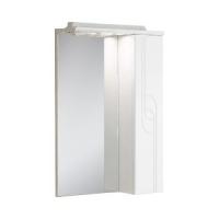 Зеркало-шкаф Акватон Панда 50 см правая