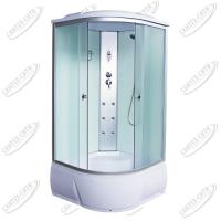 Душевая кабина AquaCubic 3102B fabric white