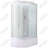 Душевая кабина AquaCubic 3106D Правая fabric white