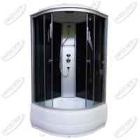 Душевая кабина AquaPulse 4202D grey black