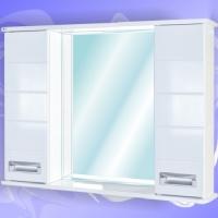 Зеркало-шкаф Андария Андреа 2 100 см