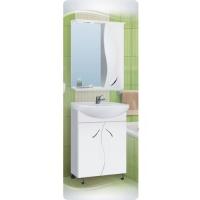 Зеркало-шкаф Vako Виктория 60 см правый