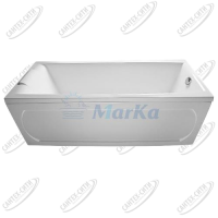Ванна акриловая Marka One AELITA 170x75