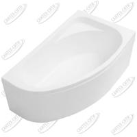 Ванна акриловая AQUANET MIA 140x80 Правая