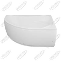 Ванна акриловая AQUANET CAPRI 170x110 Правая