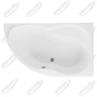 Ванна акриловая AQUANET GRACIOSA 150x90 Правая