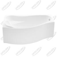 Ванна акриловая AQUANET PALMA 170x90 Левая
