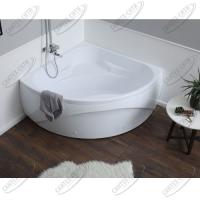 Ванна акриловая AQUANET VITORIA 130x130