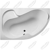 Ванна акриловая Marka One AURA 160x105 Левая