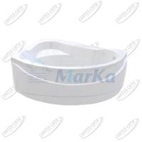 Ванна акриловая Marka One CATANIA 150x105 Левая