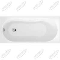 Ванна акриловая Cersanit Mito Red 150x70