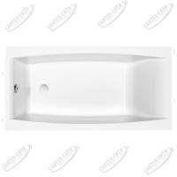 Ванна акриловая Cersanit Virgo 150x75