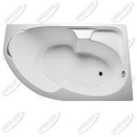 Ванна акриловая Marka One DIANA 160x100 Правая