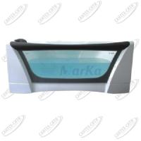 Ванна акриловая Marka One DOLCE VITA 170x75