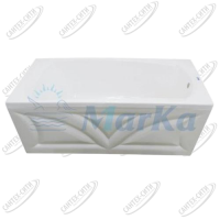 Ванна акриловая Marka One ELEGANCE 120x70