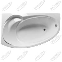 Ванна акриловая Marka One JULIANNA 160x95 Левая