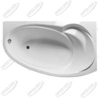 Ванна акриловая Marka One JULIANNA 160x95 Правая