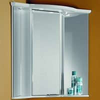 Зеркальный шкаф Акватон Альтаир 62 см