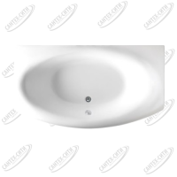 Ванна акриловая Marka One NEGA 170x95