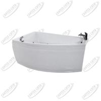 Ванна акриловая Triton Бэлла 140x75 Правая