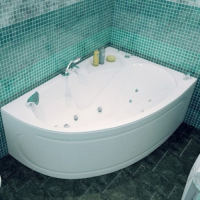 Ванна акриловая Triton Кайли 150x100 Левая