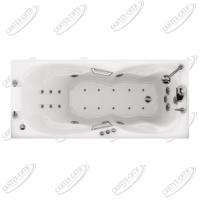 Ванна акриловая Triton Цезарь 180х80