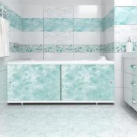 Экран Ультралегкий изумруд под ванну
