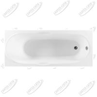 Ванна акриловая AQUANET Dali 140x70