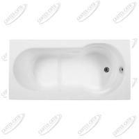 Ванна акриловая AQUANET LARGO 120x70