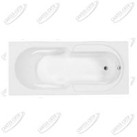 Ванна акриловая AQUANET TEA 180x80