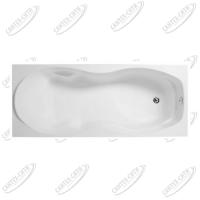Ванна акриловая AQUANET TESSA 170x70