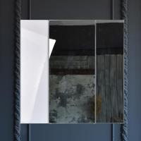 Зеркало-шкаф WL Blumarin Аксиома 60 см