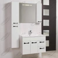 Зеркало-шкаф Акватон Диор 80 см правый