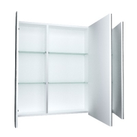 Зеркальный шкаф Marka One Соната 90