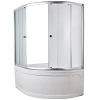 Штора на ванну MarkaOne Aura 150x105 TW