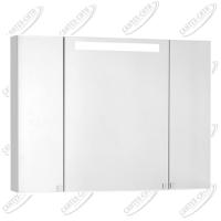 Зеркальный шкаф Акватон Мадрид 100 см