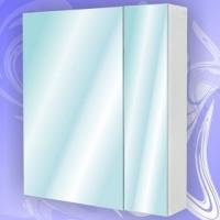 Зеркальный шкаф Андария Град 62 см