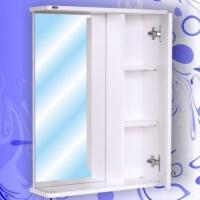 Зеркальный шкаф Андария Гамма 55 см правый
