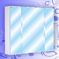 Зеркало-шкаф Андария Коралл 100 см