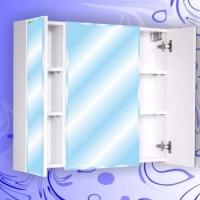 Зеркало-шкаф Андария Коралл 82 см