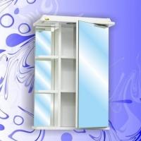 Зеркальный шкаф Андария Мини Венера 50 см правый
