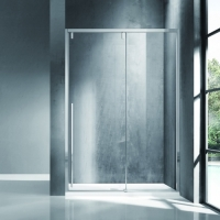 Душевая дверь Bravat Slim Line
