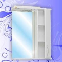 Зеркало-шкаф Андария Гамма 55 см правый